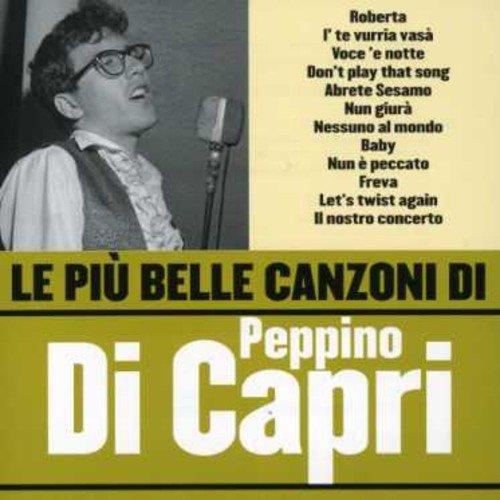 Le Piu'belle Canzoni Di P.Di C (Bella Capri)