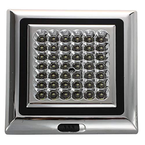 Pendelleuchten Kronleuchter Deckenlampe Pendellampe 42-Led Brilliant White Auto Auto Decke Dome Interior Light Lampe Dc 12V 5W 13 * 13Cm