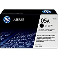 HP 05A Original Toner (geeignet für HP LaserJet P2035, HP LaserJet P2055) schwarz