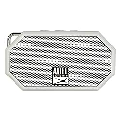 Altec Lansing Mini H2O IMW257 Bluetooth Speaker (White)