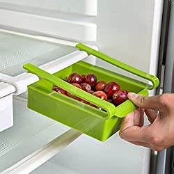 Multi Purpose Storage Rack Organizer for Refrigerators (Colour may vary) 1 pic