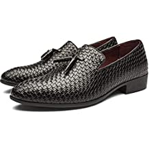 Amazon.it  Mocassino Uomo Elegante 7460a23f9fe