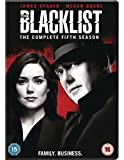 Best Tv Series On Dvds - The Blacklist - Season 5 [DVD] [2018] Review
