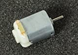 Mini DC-Motor 1-6V 2mm Welle 20*15*25mm für Arduino Raspberry Pi Prototyping