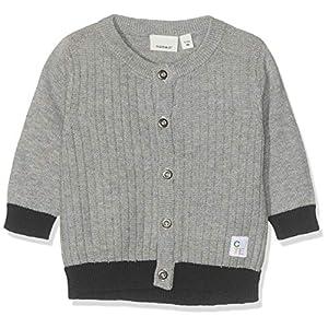 NAME IT Nbmfasom LS Knit Card Chaqueta Punto para Bebés 8