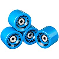 Ridge Cruiser - Ruedas de monopatín, Color Azul, tamaño 59mm