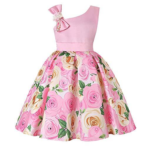 Robemon Mädchen Prinzessin Kleid Verrücktes Kostüm Lumen Mädchen Festzug Brautjungfer Kommunikation Karneval Festzug Mädchen Kleid Brautjungfern Hochzeitskleid Partykleid