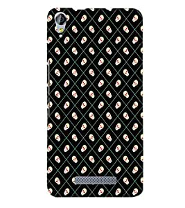 Skull Pattern 3D Hard Polycarbonate Designer Back Case Cover for Micromax Canvas Juice 3+ Q394 :: Micromax Canvas Juice 3 Plus Q394