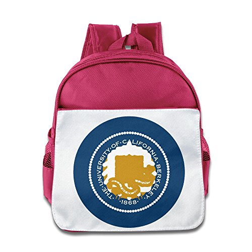 University of California, Berkeley Kleinkind Kinder Schulter Schule Tasche royalblau, rose (rosa) - KOLA-8217645-ERTshubao-Pink-29