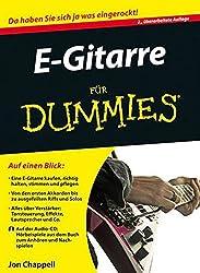 E-Gitarre Fur Dummies (F??r Dummies) by Jon Chappell (2015-04-01)