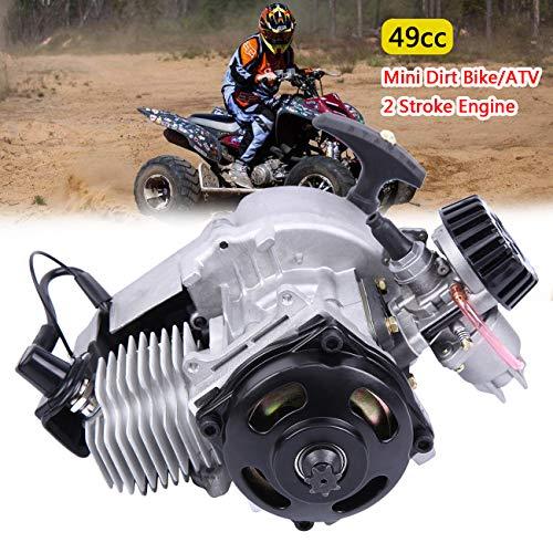 l Start Motor Motor Luftgekühlt für Pocket Bike Mini Dirt Bike ATV Roller ()