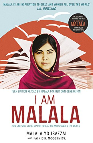 I Am Malala: How One Girl Stood Up for Education and Changed the World (English Edition) por Malala Yousafzai