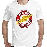 Tabarnia Shop Camiseta chico Bye Bye Catalonia (XL)