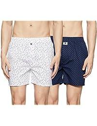 Amazon Brand - Symbol Men's Boxers