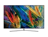 Samsung QE55Q8CAMT 55' 4K Ultra HD Smart TV Wi-Fi Silver LED TV - LED TVs (139.7...