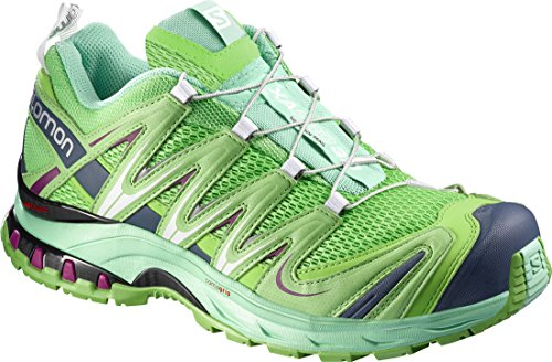 Salomon XA PRO 3D W (379213) tonic green/lucite green/mystic purple