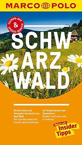 Preisvergleich Produktbild MARCO POLO Reiseführer Schwarzwald: Reisen mit Insider-Tipps. Inklusive kostenloser Touren-App & Update-Service