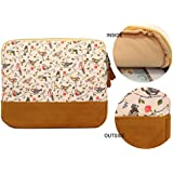 Designer Printed Fabric Sleeve Case Cover For 7'' Inch 8'' Inch 9'' Inch Tablets & iPad Mini - Mini2 - Mini3 iPad 2 / 3 / 4 Gen / 5 Air / 6 Air2