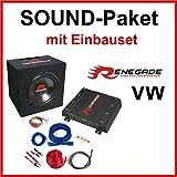 Subwoofer Sound-Paket für VW Golf 4