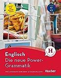 Die neue Power-Grammatik Englisch: Für Anfänger zum Üben & Nachschlagen / Buch mit Onlinetests