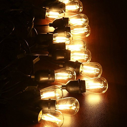 Outdoor string lights leshp heavy duty waterproof garden light outdoor string lights leshp heavy duty waterproof garden light indoor outdoor vintage connectable strand light workwithnaturefo