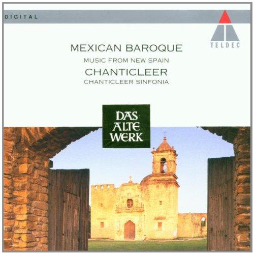 Mexikanische Barockmusik
