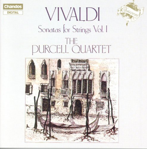 Vivaldi: Sonatas for Strings, ...