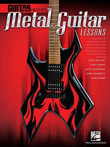 Guitar World Presents Metal Guitar Lessons (English Edition)