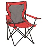 #2: Coleman Camping Broadband Quad Chair with Mesh Back and Seat