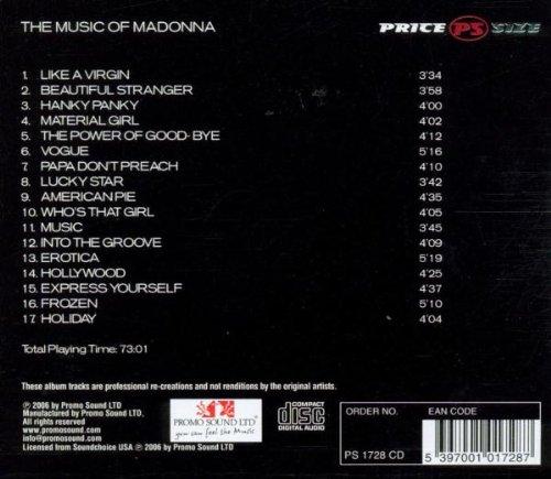 Music-of-Madonna