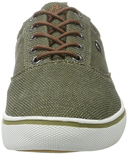 Lico Unisex-Erwachsene Laredo Sneaker Oliv