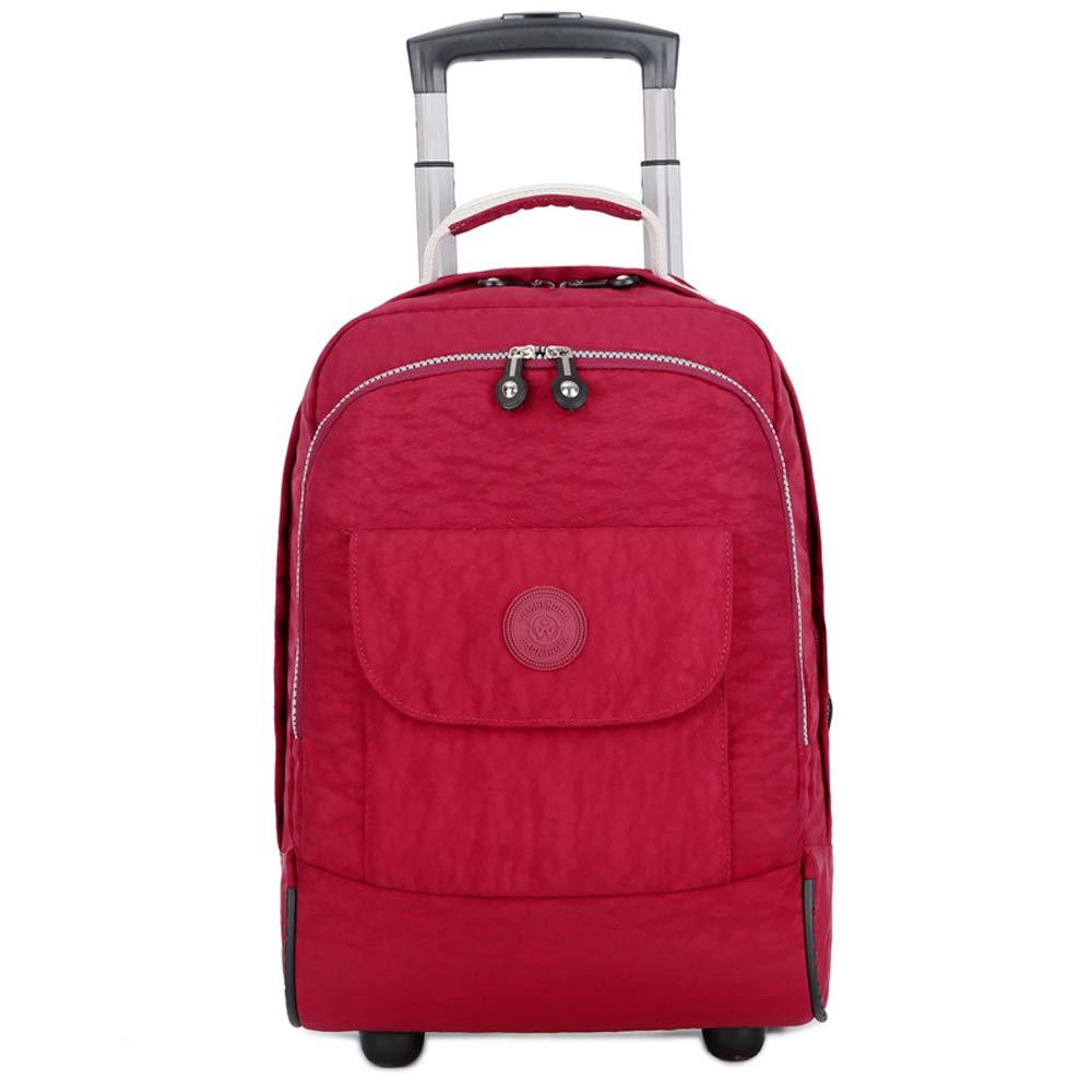 1ae096a37b C-Xka Zaino per Laptop con Ruote Zaino per College, Borsa per Scuola, Zaino  da Lavoro, Zaino da Viaggio Zaino da Viaggio con Ruote