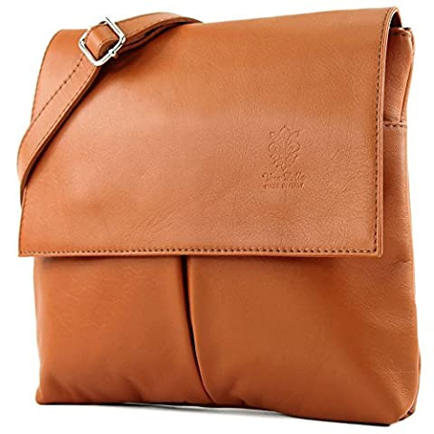Sac à bandoulière italien Messenger sac à bandoulière femme cuir
