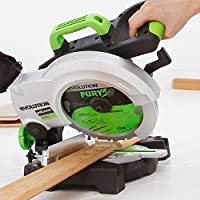 Evolution FURY3-B Multi-Purpose Compound Mitre Saw, 210 mm (230V)