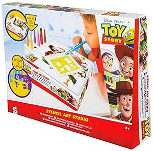 Sambro DTS-4755 Toy Story - Plantilla para estarcir en Estudio artístico, Multicolor