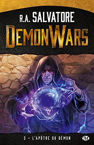 Demon Wars, T3 : L'Aptre du dmon