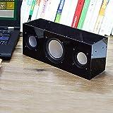 Seasiant India DIY USB Stereo Speaker Production Kit DC 5V Heavy Bass 2.1 Channel Active Audio Single Item.