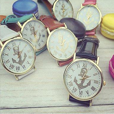 reloj-de-moda-de-las-mujeres-roma-ancla-relojes-de-cuarzo-color-blanco-genero-para-mujer-