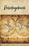 Reisetagebuch: Travel journal A5 | Journeybook | mein Reisetagebuch | Notizbuch Reise | Reisetagebuch zum selberschreiben | Notizbuch travel | Travel ... | Reisenotizbuch | Reise Logbuch | Reiseheft