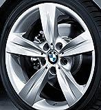 Original BMW Alufelge 3er E90 E91 E92 E93 Sternspeiche 287 in 18 Zoll für hinten