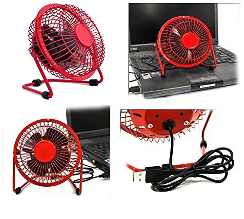 PINDIA FANCY USB POWERED SUPER MUTE MINI FAN
