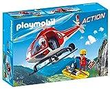 Playmobil ALTM–Hélicoptère de Sauveur de Montagne