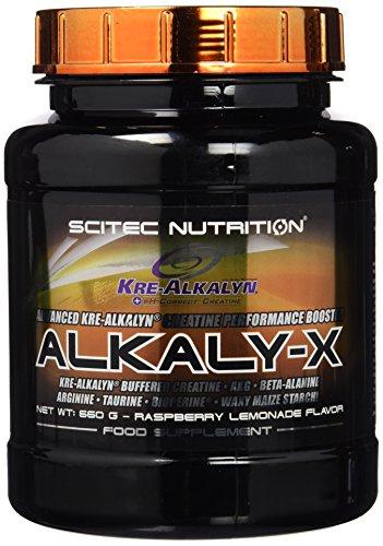 Scitec Nutrition Alkaly-X Kre-Alkalyn, 660g Raspberry Lemonade