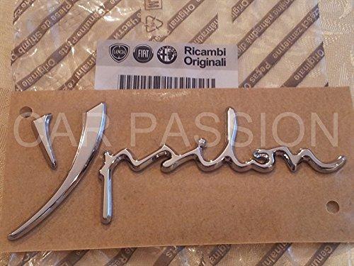 scritta-stemma-lancia-ypsilon-y-fino-al-2011-originale-posteriore-logo-sigla-fregio
