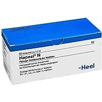 HEPEEL N Ampullen 50 St Ampullen preisvergleich bei billige-tabletten.eu