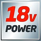 Einhell Akku Radio TE-CR 18 Li Solo Power X-Change (Lithium Ionen, 18 V, AUX inklusive Anschlusskabel für Handy, MP3-Player, ohne Akku und Ladegerät) - 10