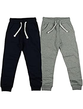 Minymo Basic 36 -Sweat Pant (2-pack) - Pantalones Niños