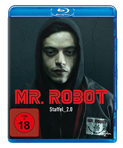 Mr. Robot - Staffel 2 [Blu-ray]