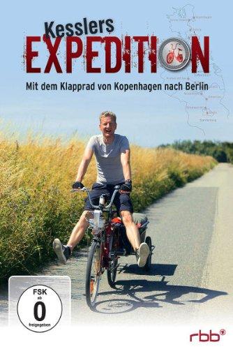 Kesslers Expedition - Mit dem Klapprad von Kopenhagen nach Berlin
