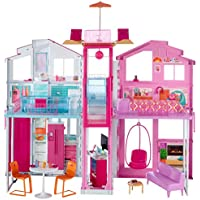 Barbie DLY32 - Barbie 3 Etagen Stadthaus